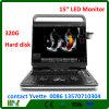 Macchina portatile Mslcu39 di ultrasuono di pollice LED di Doppler 15 di colore