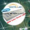 Luz de rua solar Integrated brilhante super do diodo emissor de luz 80W