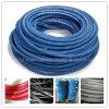 R1 R2 DIN/tuyau hydraulique en caoutchouc de tresse fil d'acier de SAE Industria