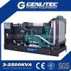 260kw generador eléctrico del generador 325kVA Volvo Penta