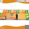 Kindergarten-im Freien hölzerne kletternde Wand