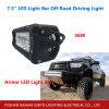 barra ligera doble de 7.5 '' 36W LED para la luz de conducción campo a través de la armadura 4X4