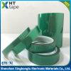 緑の高温ポリエステルシリコーンの付着力の絶縁体テープ