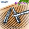 Testa della bobina colpita G di Seego mini all'interno della sigaretta liquida di E Electroinc