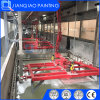 Smooth Workflows를 가진 좋은 Quality Electrostatic Spray Painting Line