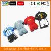 Fördernder Geschenk-Polo-Hemd-Form-Blitz-Antrieb USB