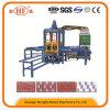 Paver concreto profissional que faz a maquinaria