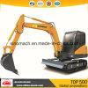 Sinomach cinese Ge65h piccolo 0.22 M³ Mini escavatore