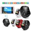 工場IosおよびAndriodの携帯電話大きい昇進U8のための直接Smartwatches Bluetoothのスマートな腕時計U8