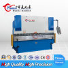 Wc67k placa hidráulica dobradeira CNC