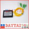 2X4 ABS van de Koppeling van de vezel Optische Doos met Schakelaar Sc/APC