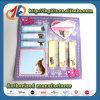 Juguete pegajoso educativo del cuaderno de los items de la promoción