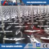 Piatto di alluminio impresso H22 H24 3003 del diamante