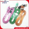 Handy-Zubehör-Blitz USB-Kabel flach