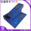Caixa de flores de embalagem de couro reciclado de ponta