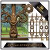 2017最新の塀デザイン鋳造アルミの庭の塀