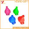 Entonnoir liquide de silicones d'emballage de vaisselle de cuisine de FDA