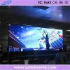 Tela de publicidade LED fino de cor total coberto P4 (CE, RoHS)