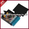 24 кассеты модуля оптического волокна Om3 мультимодных MTP Lgx сердечников