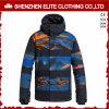 Подгонянные куртки Snowboard сублимации Windbreaker Breathable (ELTSNBJI-33)