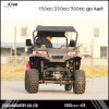 4X4 de Motor van het Voertuig van het Nut van UTV 150cc/200cc/300cc met het Wiel van de Legering 10inch
