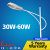 Iluminação de rua ao ar livre elevada do diodo emissor de luz dos lúmens 40W de RoHS do Ce