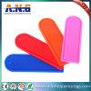 Silicones passifs d'étiquette de blanchisserie de fréquence ultra-haute/tag RFID long terme anti - acide