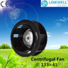 centrifugaalVentilator van het Kogellager van de Bladen van 133mm de Nylon Hittebestendige