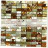 1.5*4cm Rectangle Green RedマットPolish Natural Jade Mosaic (XD-MJ01)