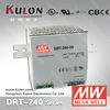 Levering van de Macht van Meanwell drt-240 de Enige Levering van de Macht van het Spoor van Inpuit DIN van de Output 24V 48V Hoge