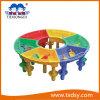 Tableau de couleurs rond en plastique pour Txd16-Xs3102 pour le jardin d'enfants