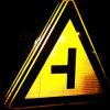 Signe de la circulation de bâches réfléchissant prismatique qualité ingénierie pour la sécurité routière