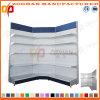 Mensola d'acciaio personalizzata Manufactured dell'angolo della parete di vendita al dettaglio del supermercato (Zhs598)