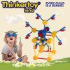 Самые лучшие воспитательные пластичные самые лучшие игрушки парка OEM смешные