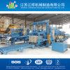 Machines de fabrication de brique complètement automatiques de ciment hydraulique (QT6-15)