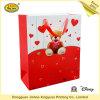 Personalizado impreso de Navidad del arte bolsa de papel / Envasado / bolso de regalo