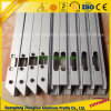 Peças de usinagem de precisão CNC de alumínio China para decoração e construção