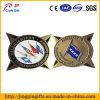 Distintivo di designazione unico personalizzato del metallo per il ricordo