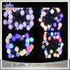 モール/Hotalのクリスマスの多彩なハングの球の装飾LEDストリングライト