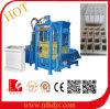 Appuyez sur le sol de ciment hydraulique automatique machine à briques (QT3-15)