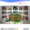 Het nieuwe Netto Beklimmen van de Cursus van de Kabel van de Kinderen van de Speelplaats van het Ontwerp Binnen