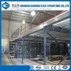 El precio bajo la estructura de acero galvanizado con bastidor de almacenes prefabricados