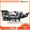 Planta móvel do triturador de impato da grande capacidade (YF1142FW315II)