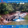 Récipient de fauchage de jacinthe d'eau/bateau tubulaire de découpage