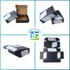 Design dobrável reciclar caixa de papelão grosso