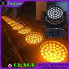 36X10W LEDの移動ヘッド洗浄ズームレンズDJ LEDの段階ライト
