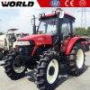 4 de Tractor van de Aandrijving van de Motor 110HP van de cilinder 4WD (WD1104)
