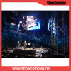Pared a todo color al aire libre de Showcomplex P6 LED