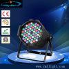 54*3W RVB RGBW 3in1 4in 1 éclairage professionnel d'étape de lumière de PARITÉ de DEL