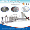 Granulador de recicl plástico, película dos PP do PE, saco tecido que recicl a máquina